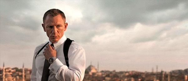 confiança 007 filmes sucesso