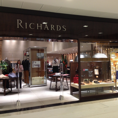 Richards shopping