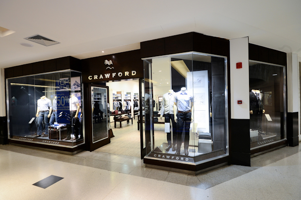crawford shopping