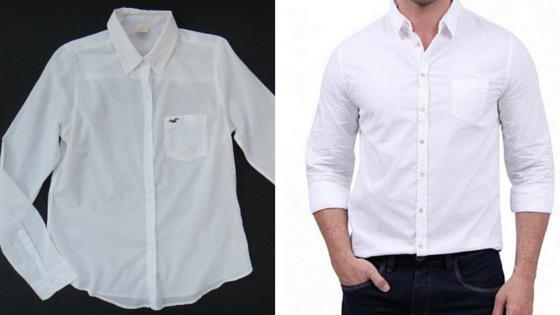 camisa social comprar roupa na internet