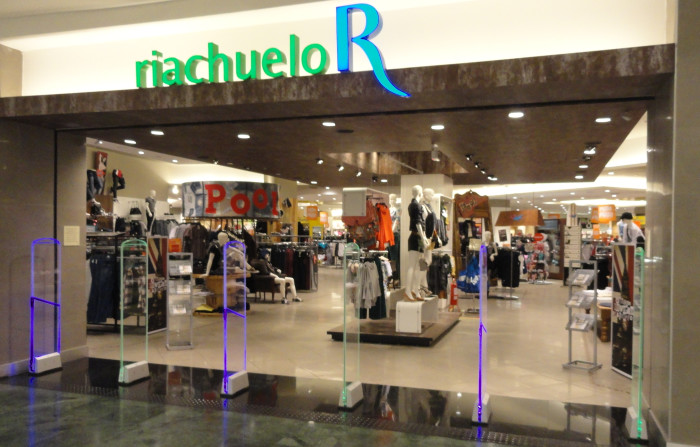 riachuelo shopping