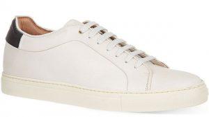 tênis branco atemporal