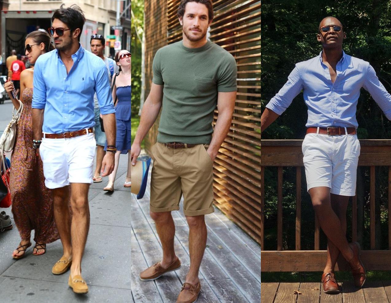 708ce8609 2) Bermudas Jeans e de Sarja são como o preto  nunca saem de moda