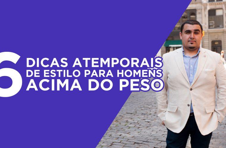 62737ddb3ce03 6 Dicas Atemporais de Estilo para Homens Acima do Peso - Alberto Solon
