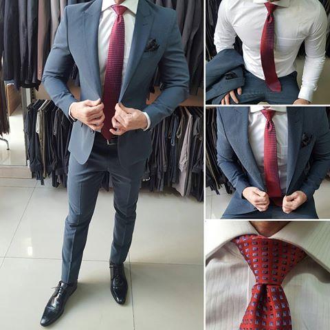 moda atemporal-terno