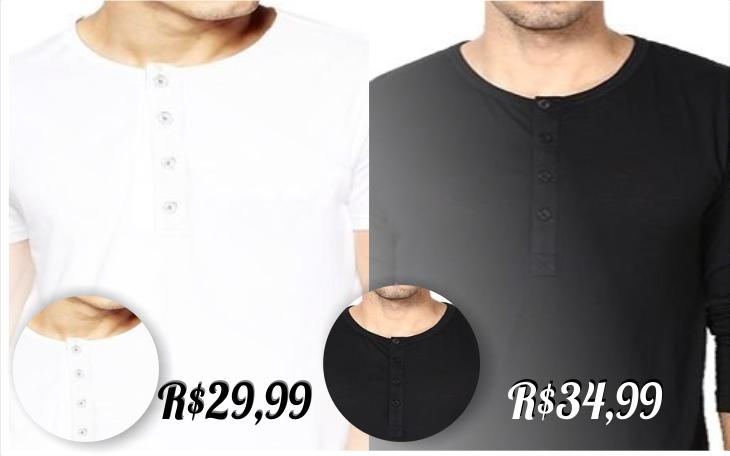eb747a95b7357 A At Camisetas dispõe de uma grande variedade de camisetas masculinas e