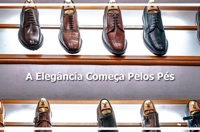 6e3874f6a A elegância começa pelos pés  sapatos masculinos elegantes