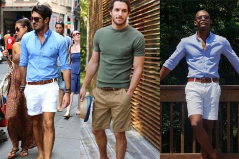 3 homens estilosos