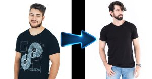 camiseta estampada vs camiseta atemporal