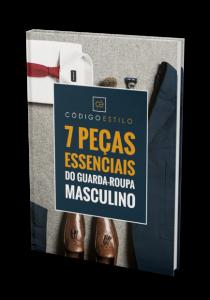 ebook 7 peças do guarda-roupa masculino