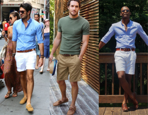 3 homens na moda atemporal