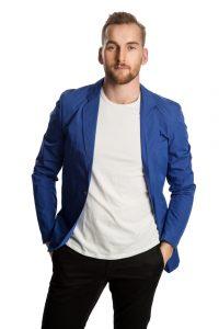 versatilidade do blazer masculino