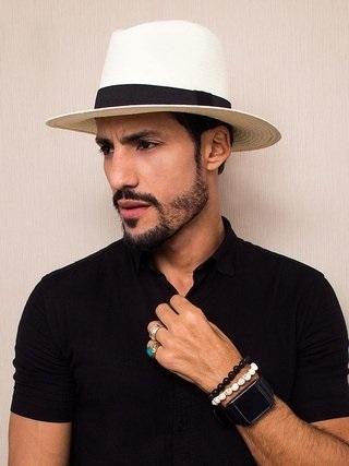 86ba07224e6b5 Como usar chapéus masculinos atemporais