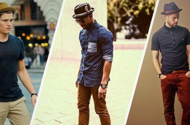 miniatura como usar chapéus masculinos atetmporais